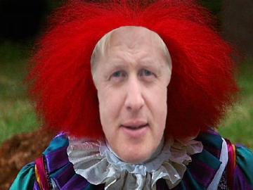 What Ever You Do, NEVER Vote For This Clown