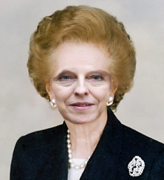 Theresa 'Maggie' May