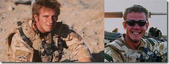 Staff Sergeant Olaf Schmid double