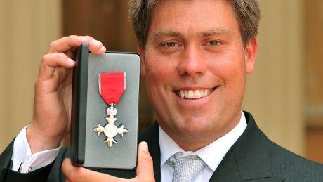 Andrew Simpson MBE