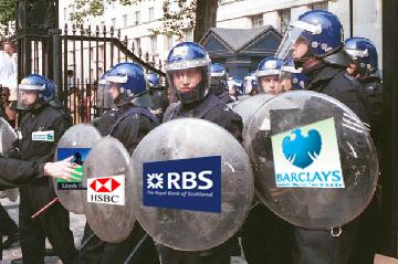 Met Police Provide Evidence Of Privatisation
