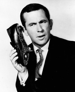 """""""Maxwell Smart here sir, everything is under CONTROL"""""""
