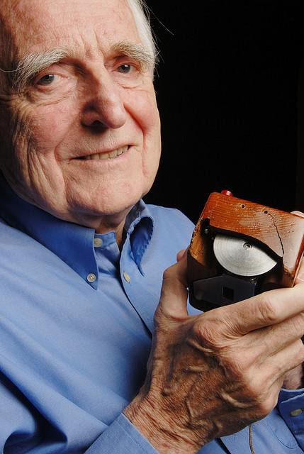 Douglas Engelbart – A Genius