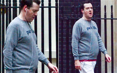 osborne running away