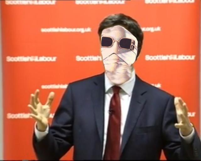 today the new speech