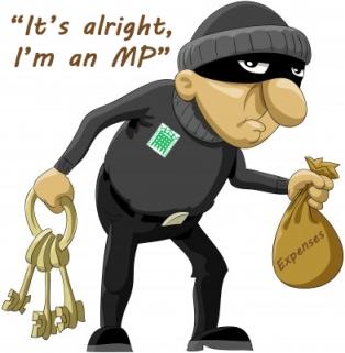 robber expenses