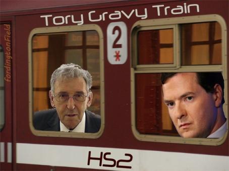 new gravy train