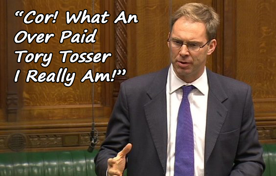 Toby Ellwood Bournemouth Tory MP tosser