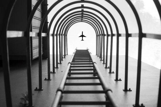 plane tower