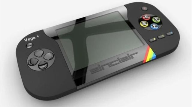 ZX Sinclair Spectrum Vega