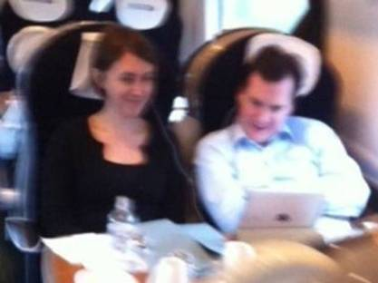 Osborne Train Ticket Rail