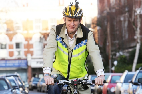 jeremy vine 2011B bike cycle
