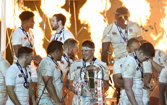 Rugby Union Eng Champions 2017