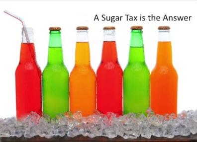 sugar tax is answer