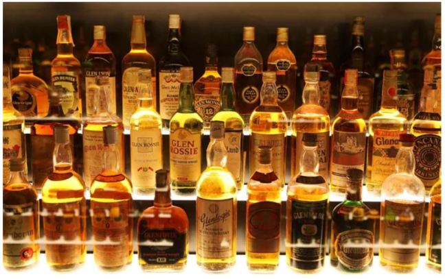 whiskey scotch